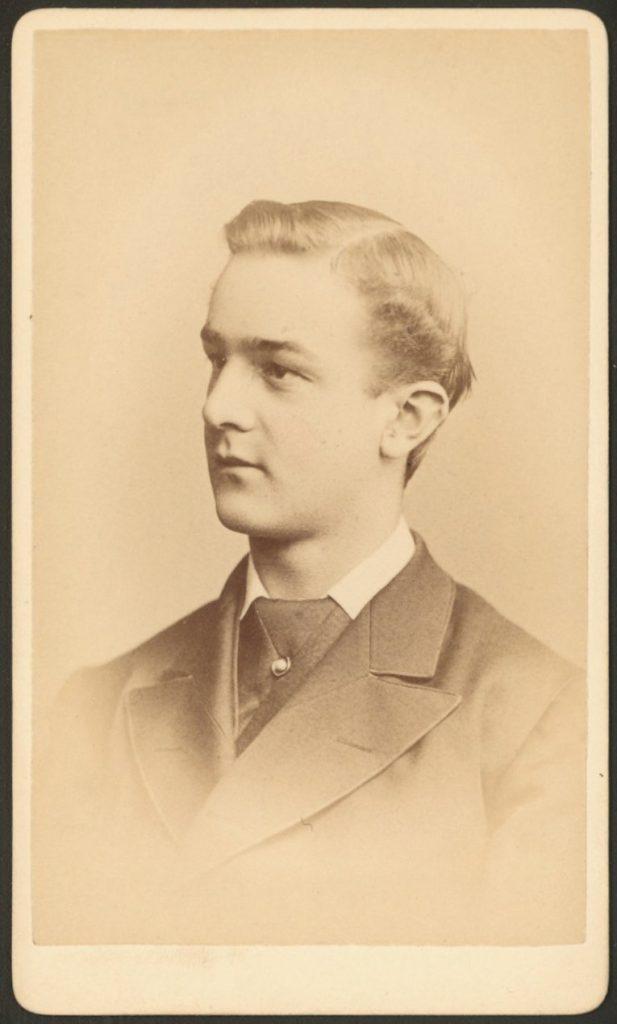 Edward Walter Clark, Jr., 1877