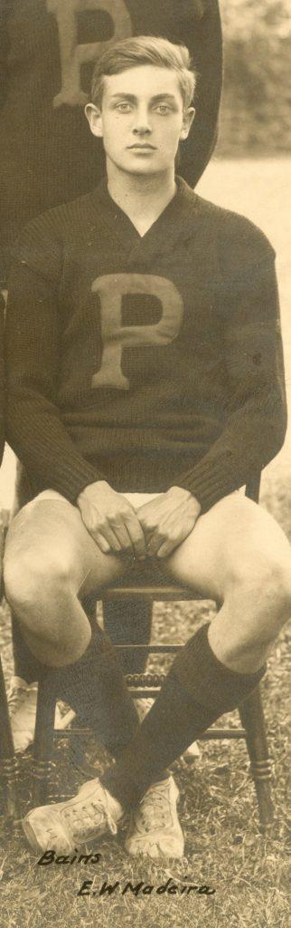 Edward Walter Madeira, 1912