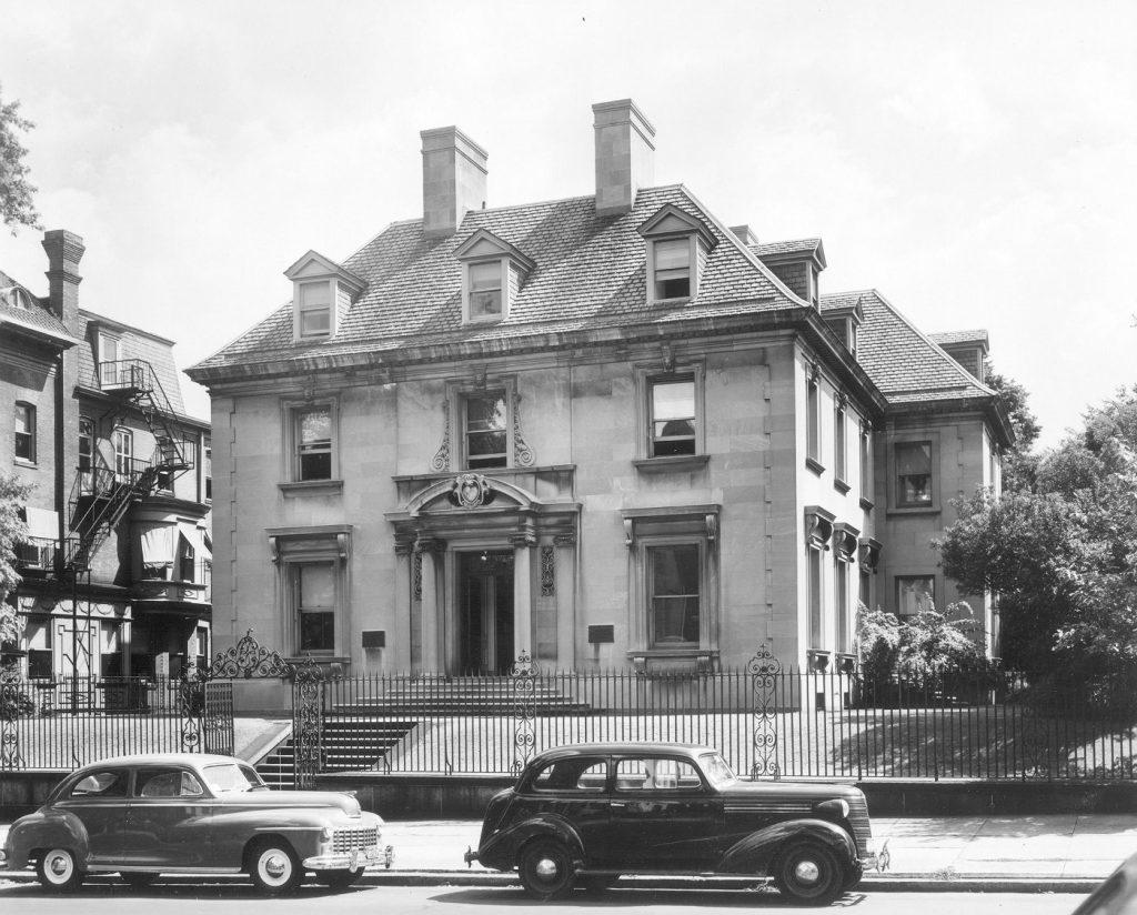 Eisenlohr Hall, c. 1940
