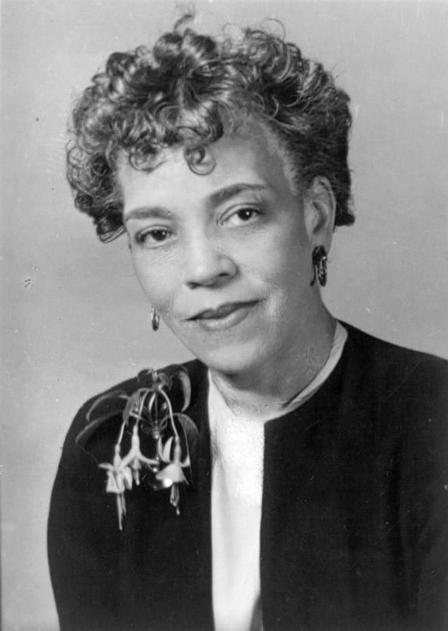 Elizabeth Mossell Anderson, c. 1950