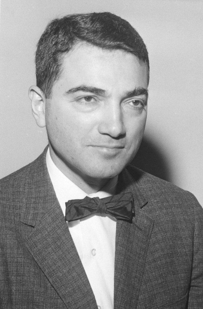 Harold Taubin, 1960