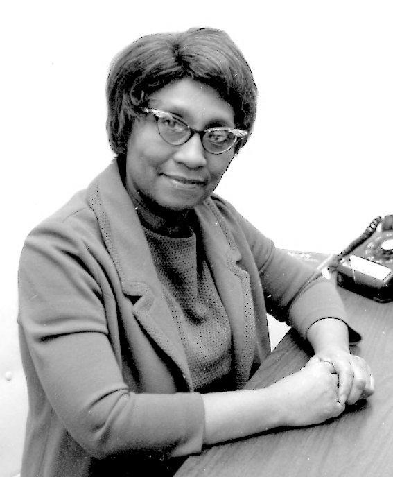 Helen Octavia Dickens, 1968