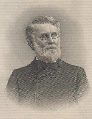 Henry Howard Houston, c. 1880