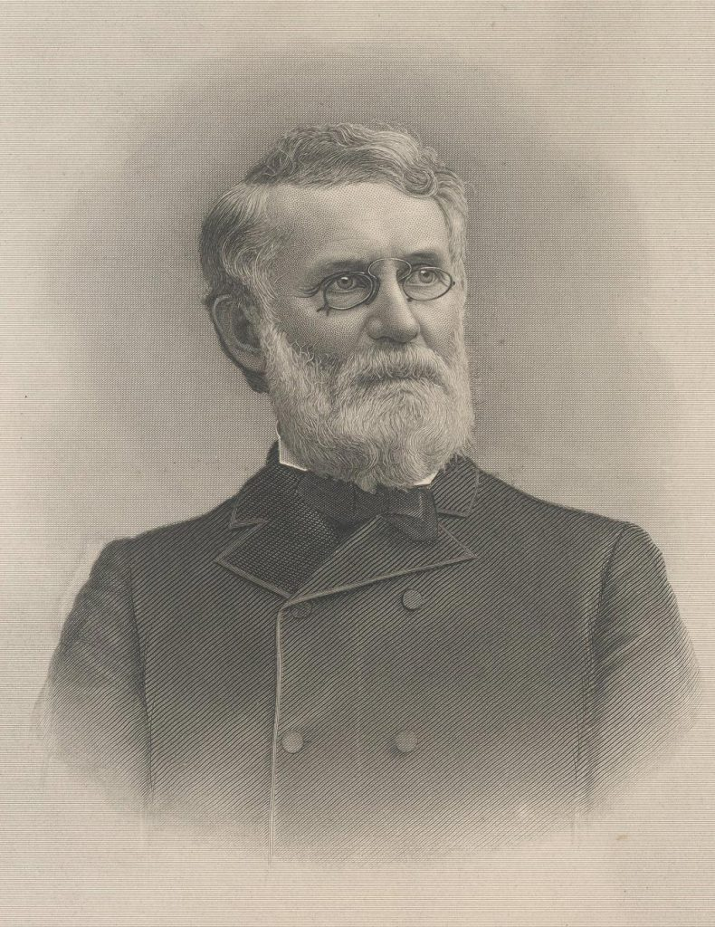 Henry Howard Houston, c. 1880