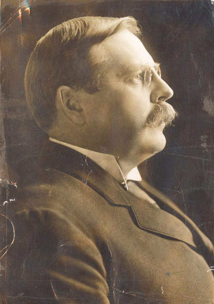 Herman Vandenburg Ames, c. 1900