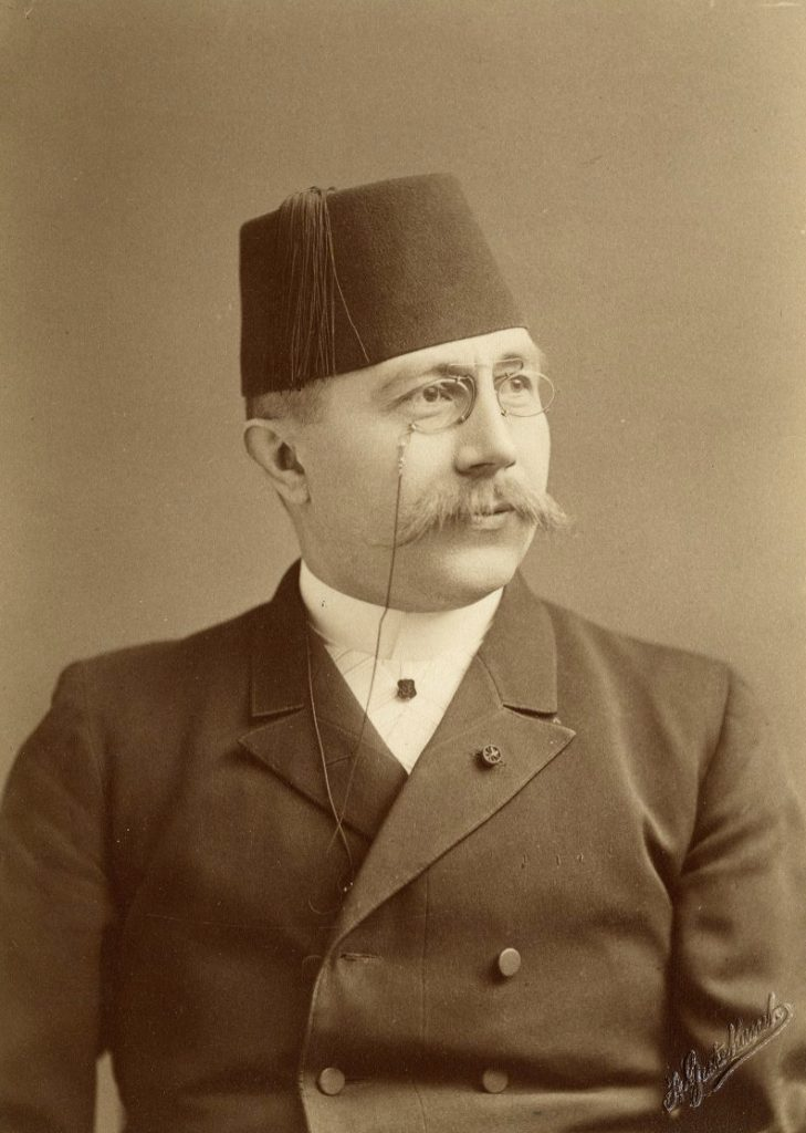 Hermann Vollrat Hilprecht, c. 1900