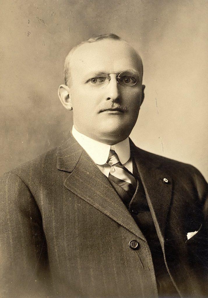 John Frazer, 1903