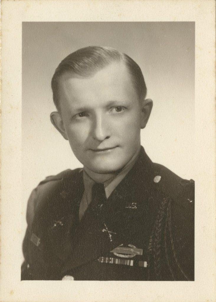 John Frazer, Jr., 1951