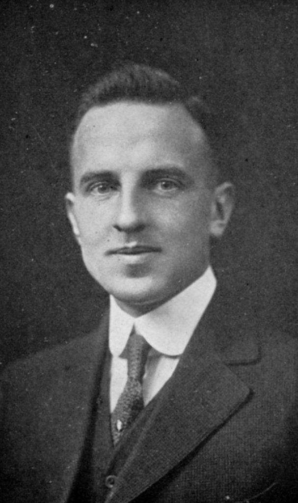 John Hess Foster, 1917