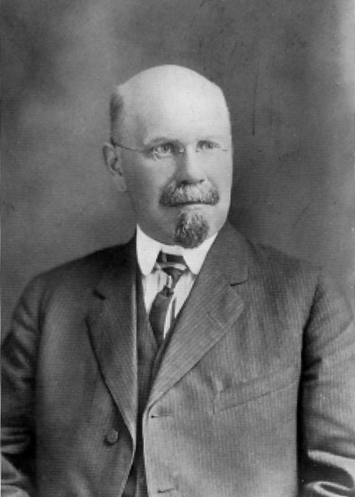 John William Harshberger, c. 1920