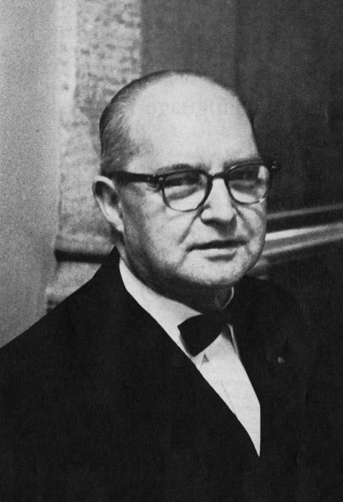 Lester W. Burket, 1962