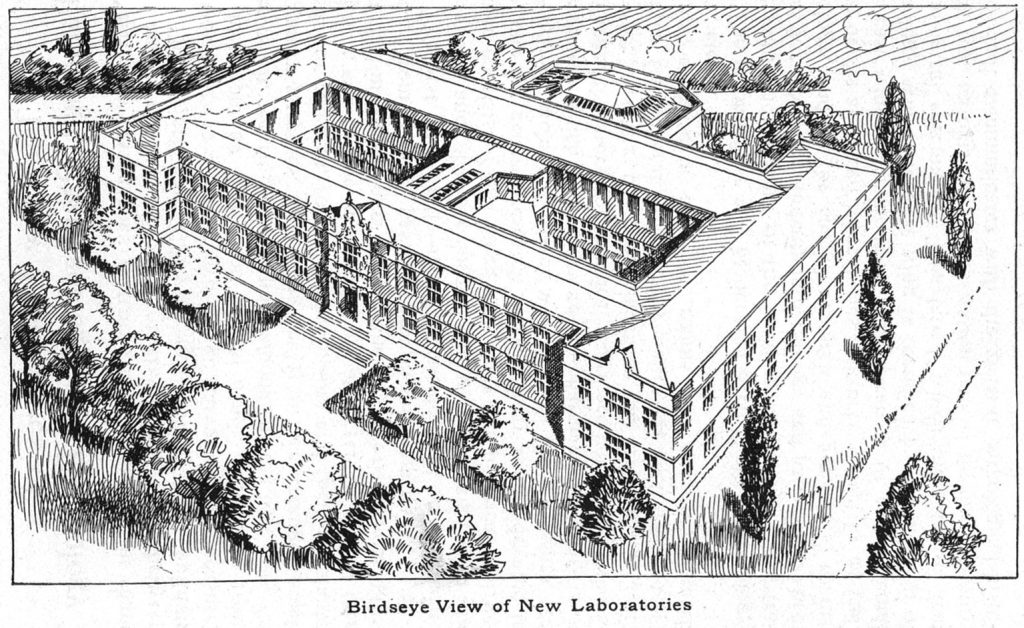 Medical Labs (proposed), 1904