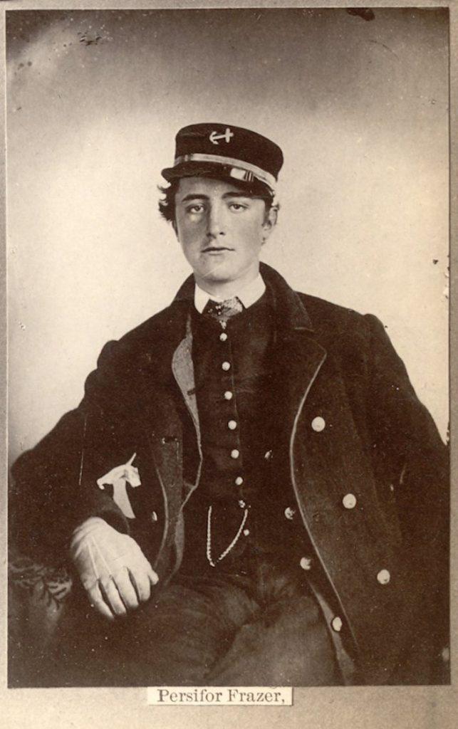 Persifor Frazer, 1862