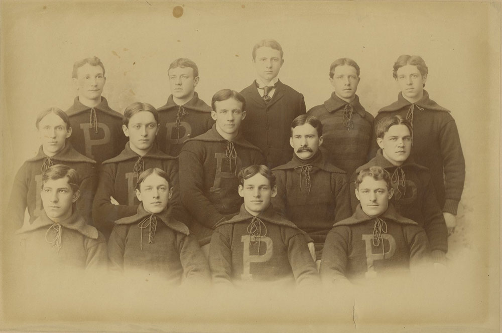 Psi Upsilon, Tau Chapter, 1894