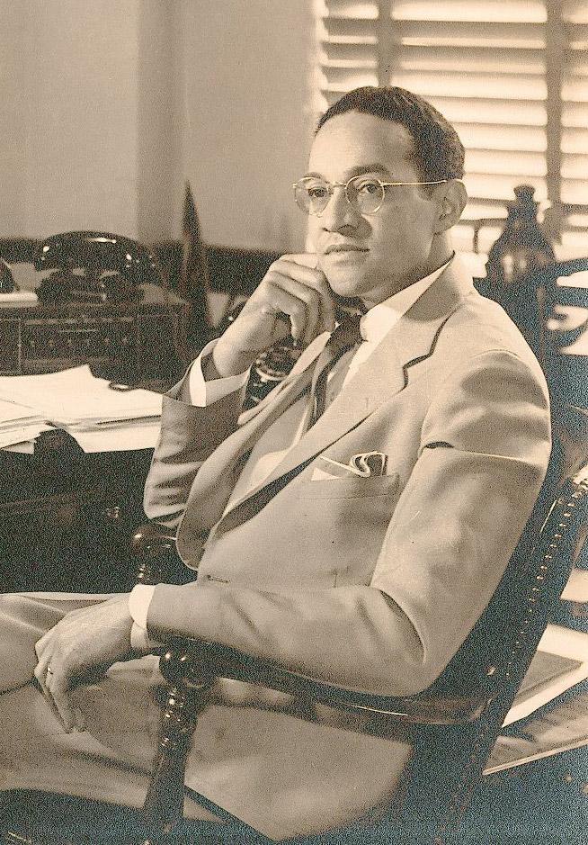 Raymond Pace Alexander, c. 1935