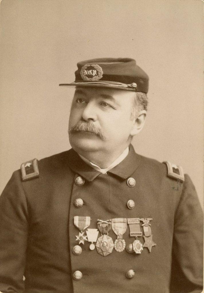 Robert Porter Dechert, c. 1890
