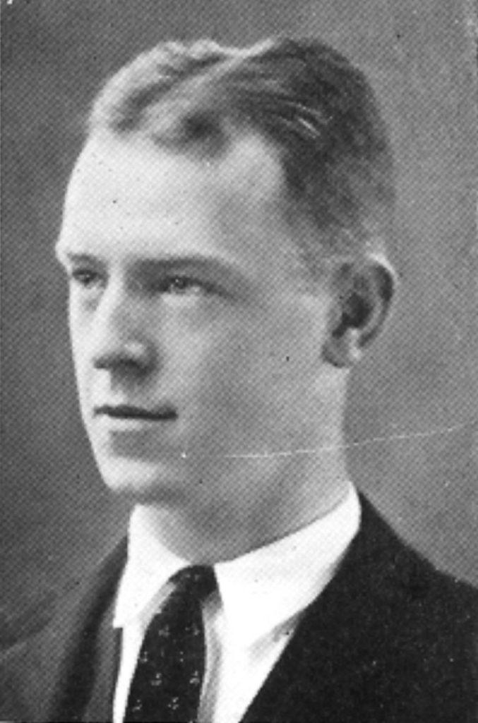 Samuel Bernard Hadden, 1924