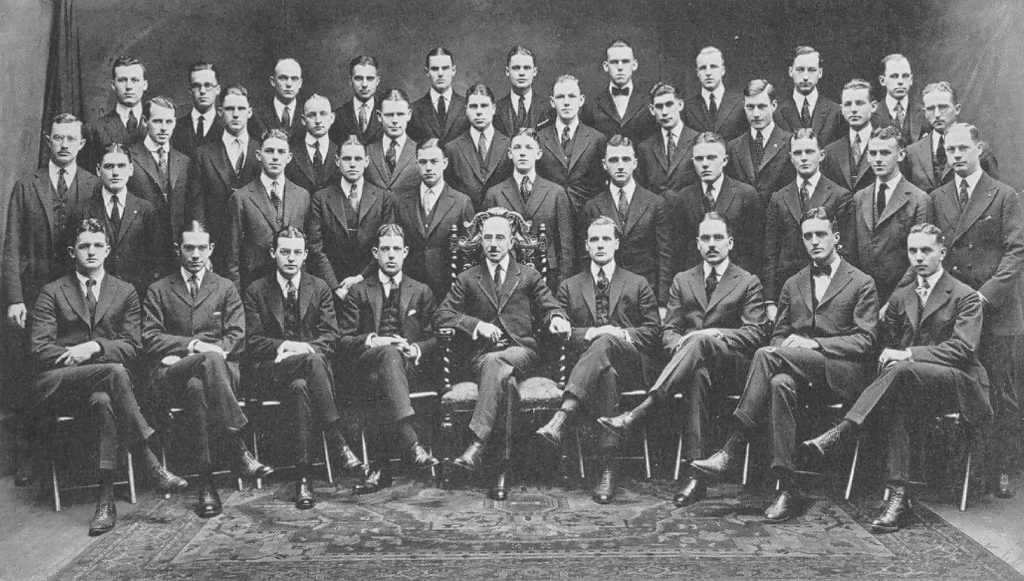 William Pepper Medical Society, 1921