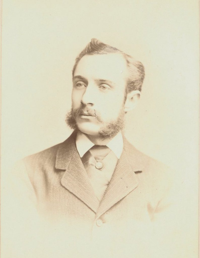 Alfred Fitler Moore, c. 1880