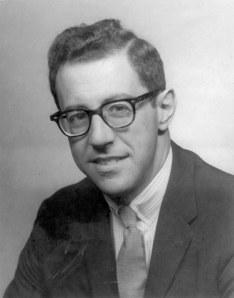 Alfred Joseph Rieber, c. 1970