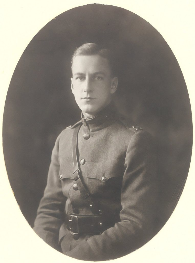 Alfred Newton Richards, 1918
