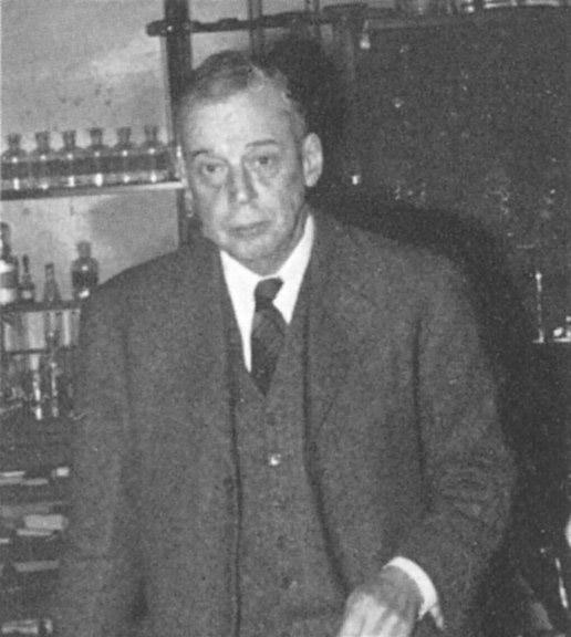 Alfred Newton Richards, c. 1939