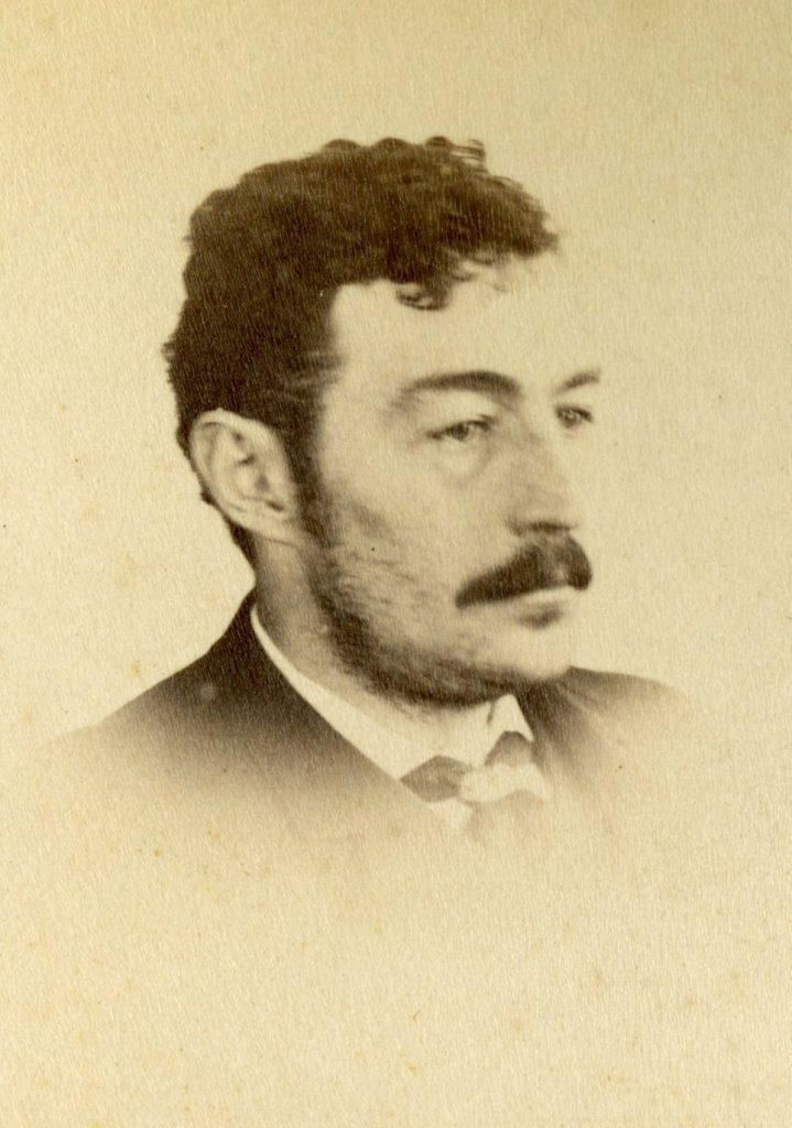Benjamin Sharp, Jr., c. 1885