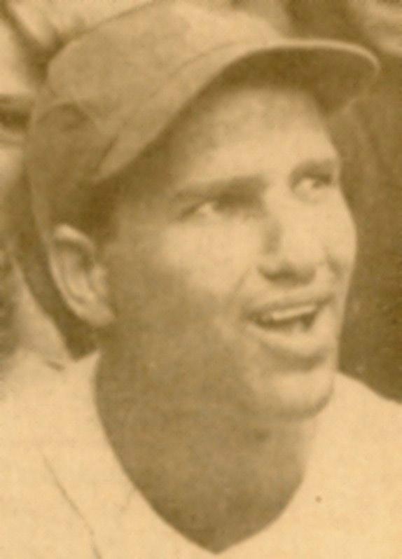 Bernard Carl Kuczynski, c. 1945