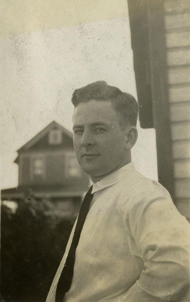 Charles A. Kelley, c. 1924