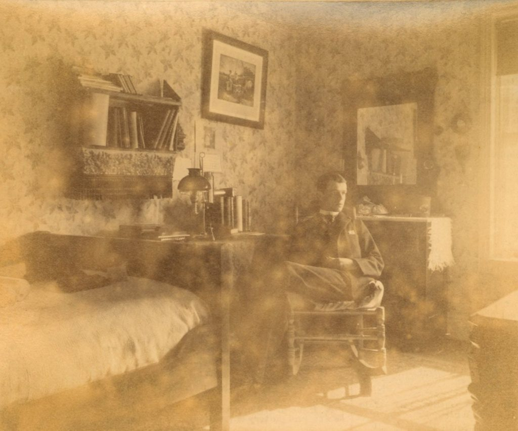 Charles Albert Dickson, c. 1890