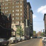 Chestnut Hall, originally the Hotel Pennsylvania, 1970