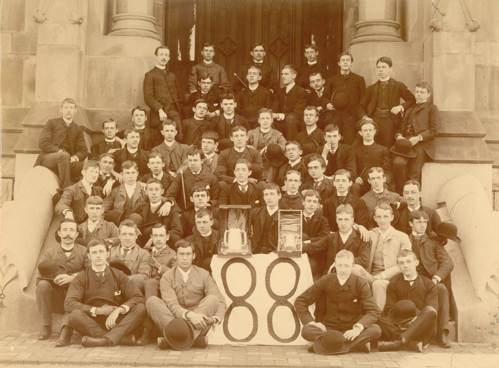 College Class of 1888