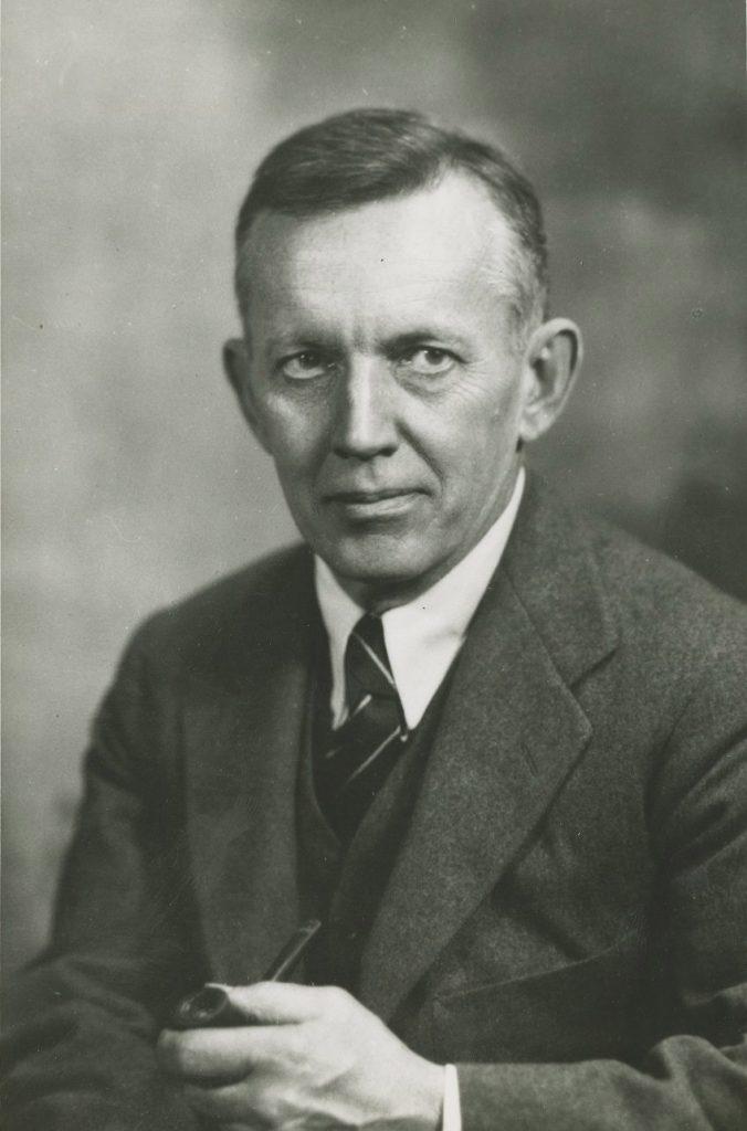 Conyers Read, c. 1948