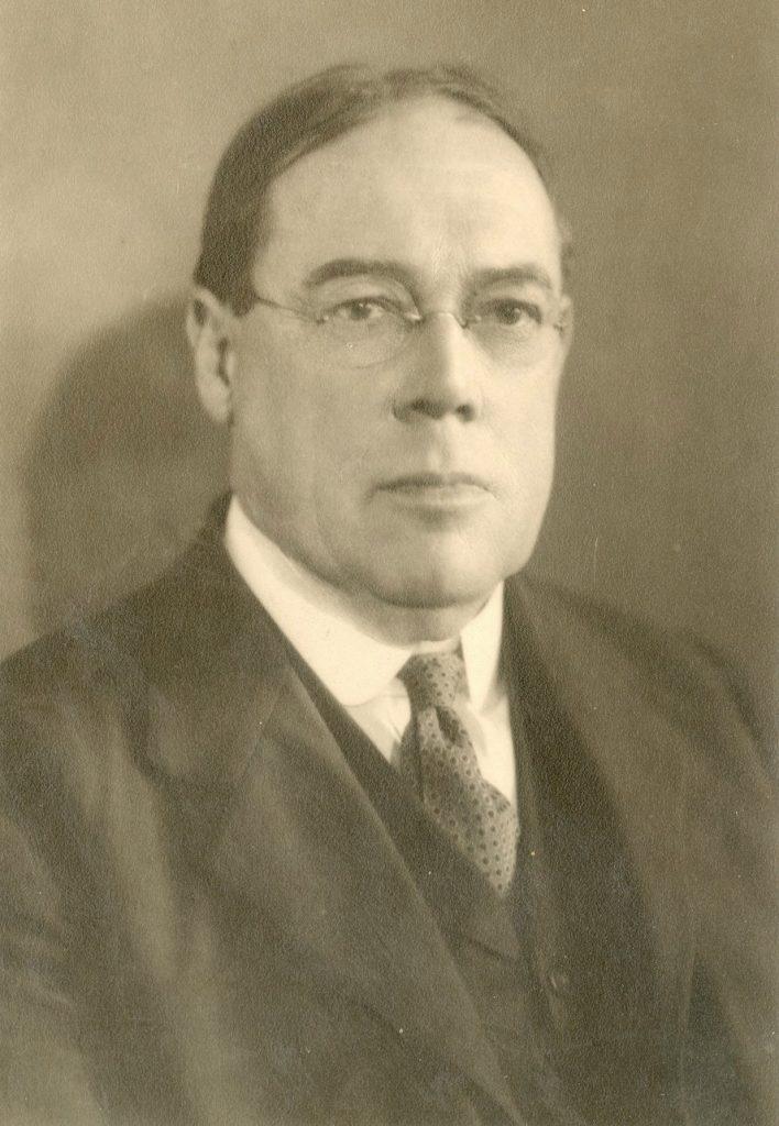 Cornelius Weygandt, c. 1930
