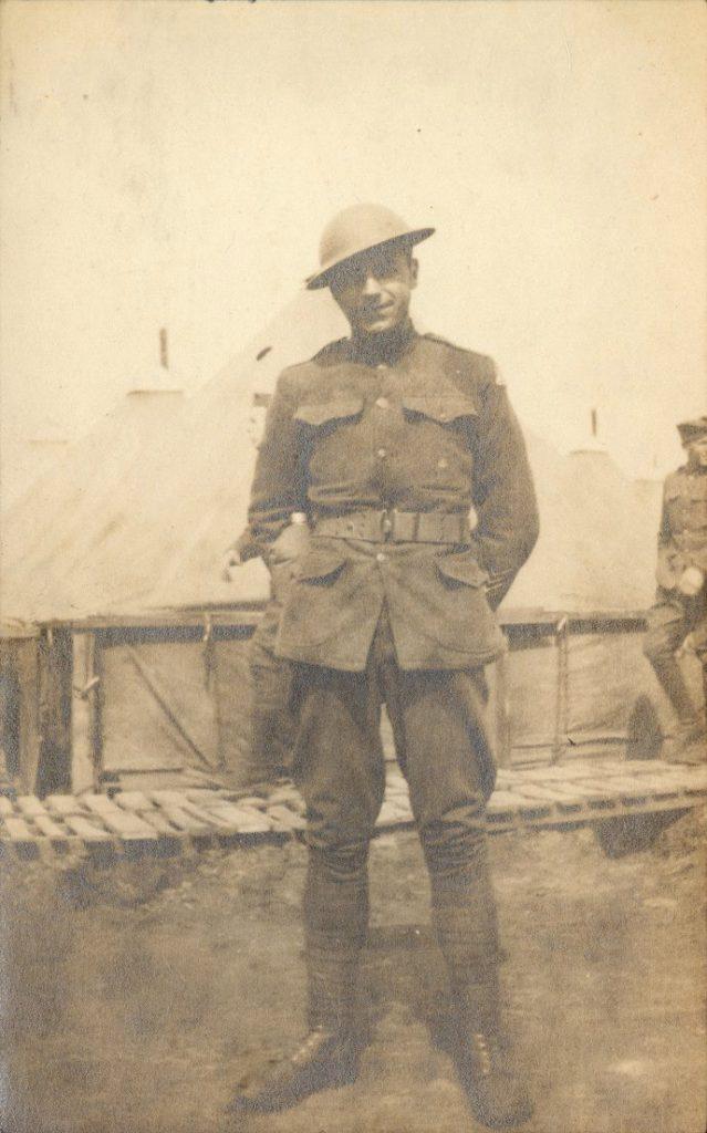 David Ralston Stief, c. 1915