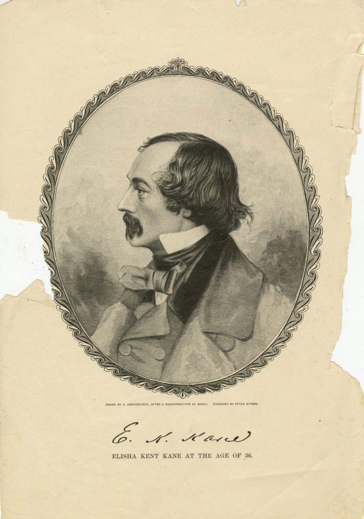 Elisha Kent Kane, 1898