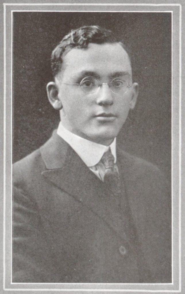 Frank David Levy, 1917