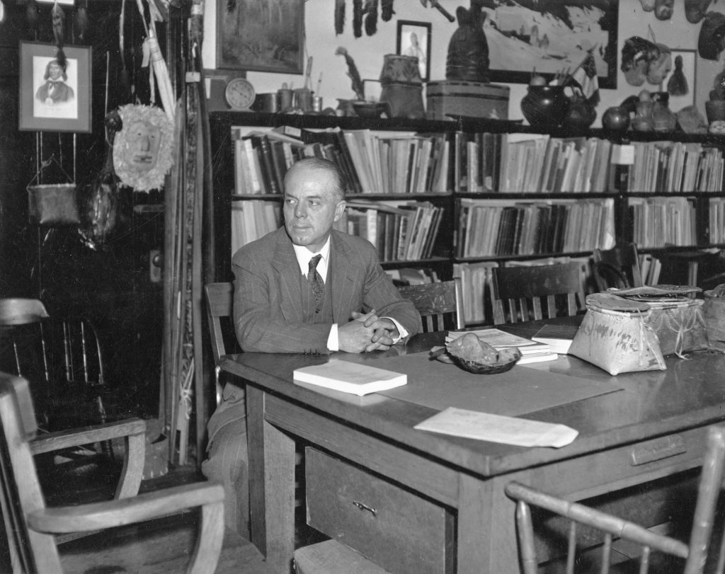 Frank Gouldsmith Speck, 1937
