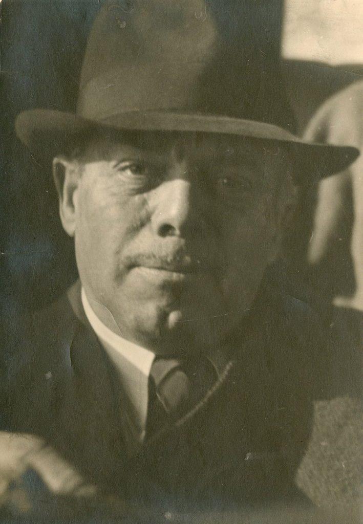 Frank Gouldsmith Speck, c. 1940