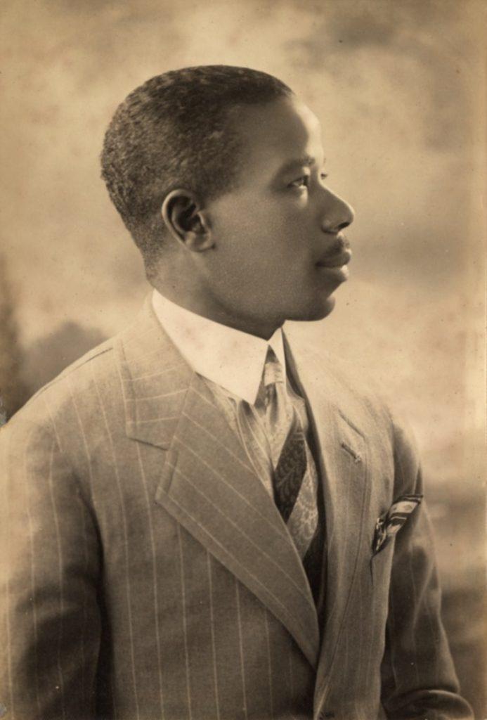 Frederick Massiah, c. 1920
