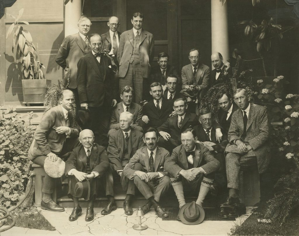 The Goodfellows, c. 1920