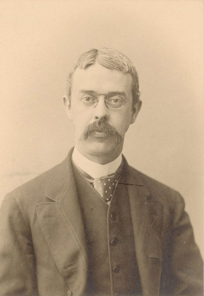J. William White, c. 1880