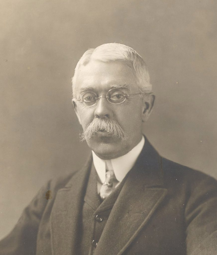 J. William White, c. 1910