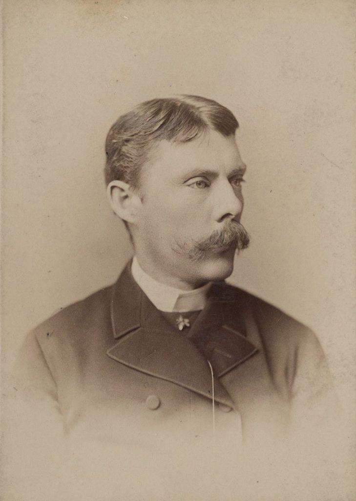 James Tyson, 1870