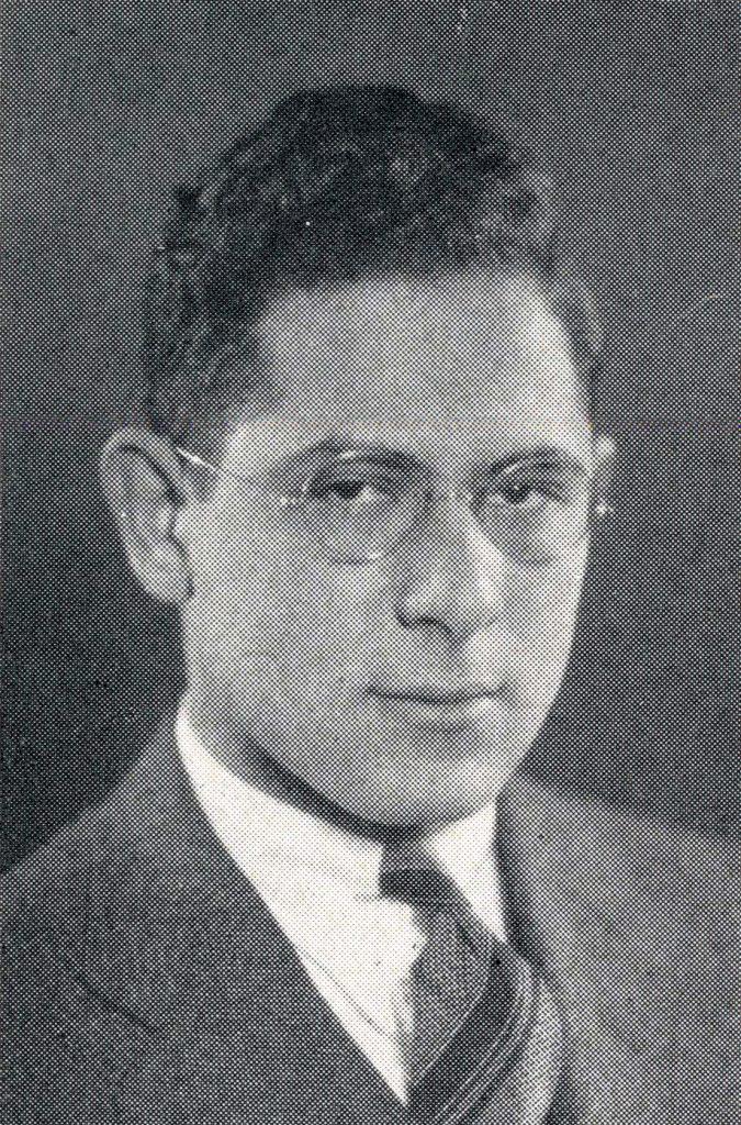 Leo Yanoff, 1930