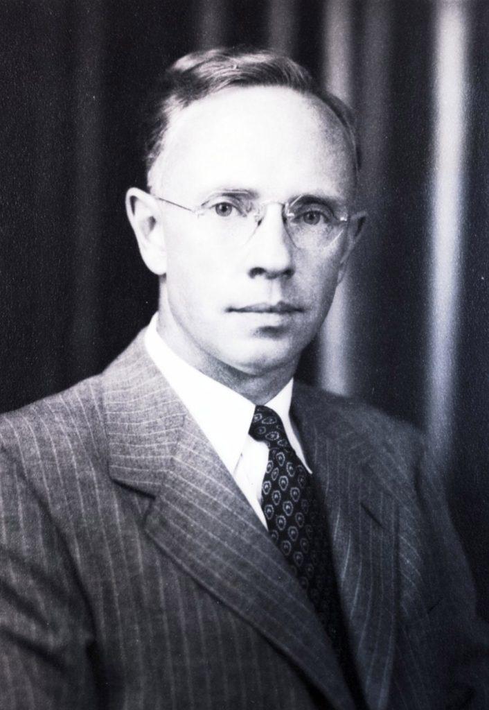 Melvin C. Molstad, 1948