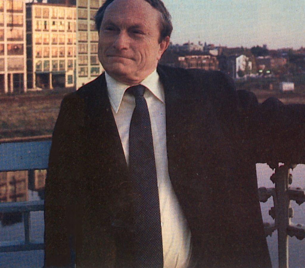 Moshe Lewin, c. 1983