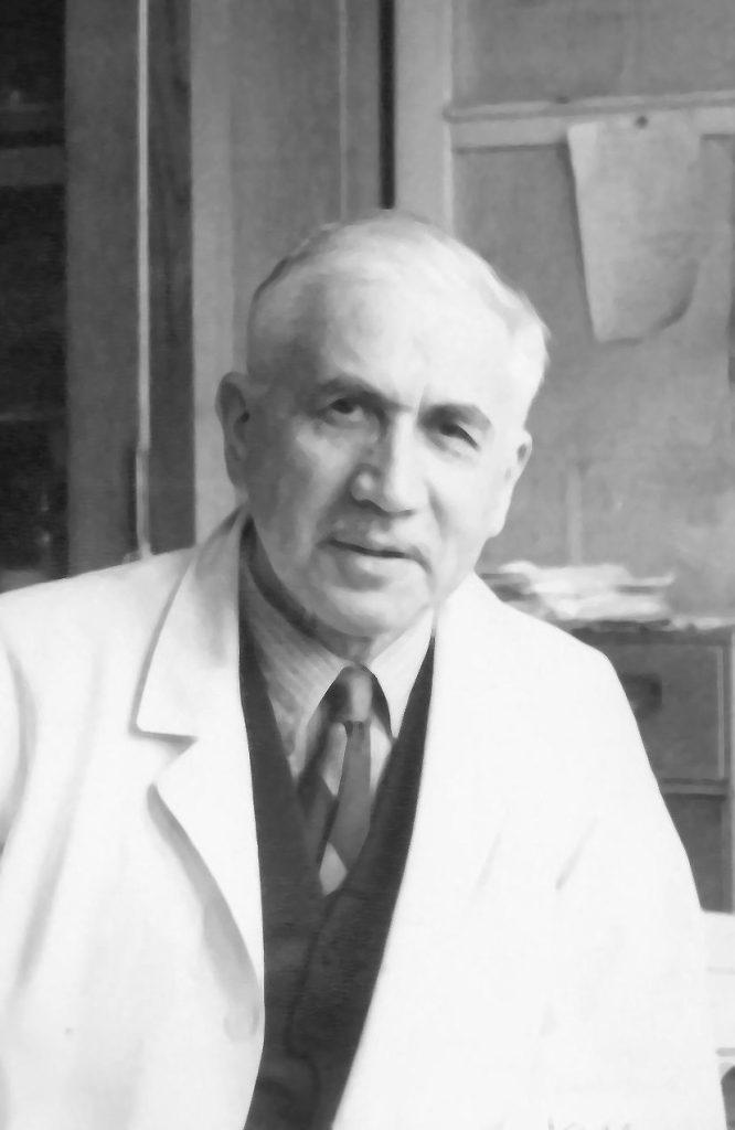 Otto Meyerhof, 1948