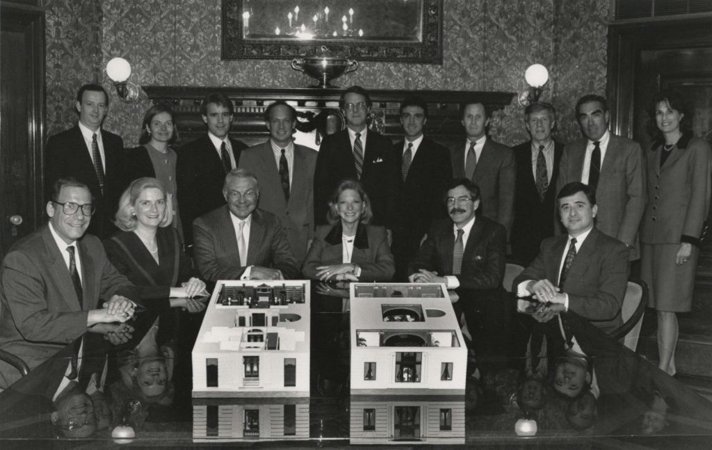 Penn Club of New York, Board of Governors, 1993