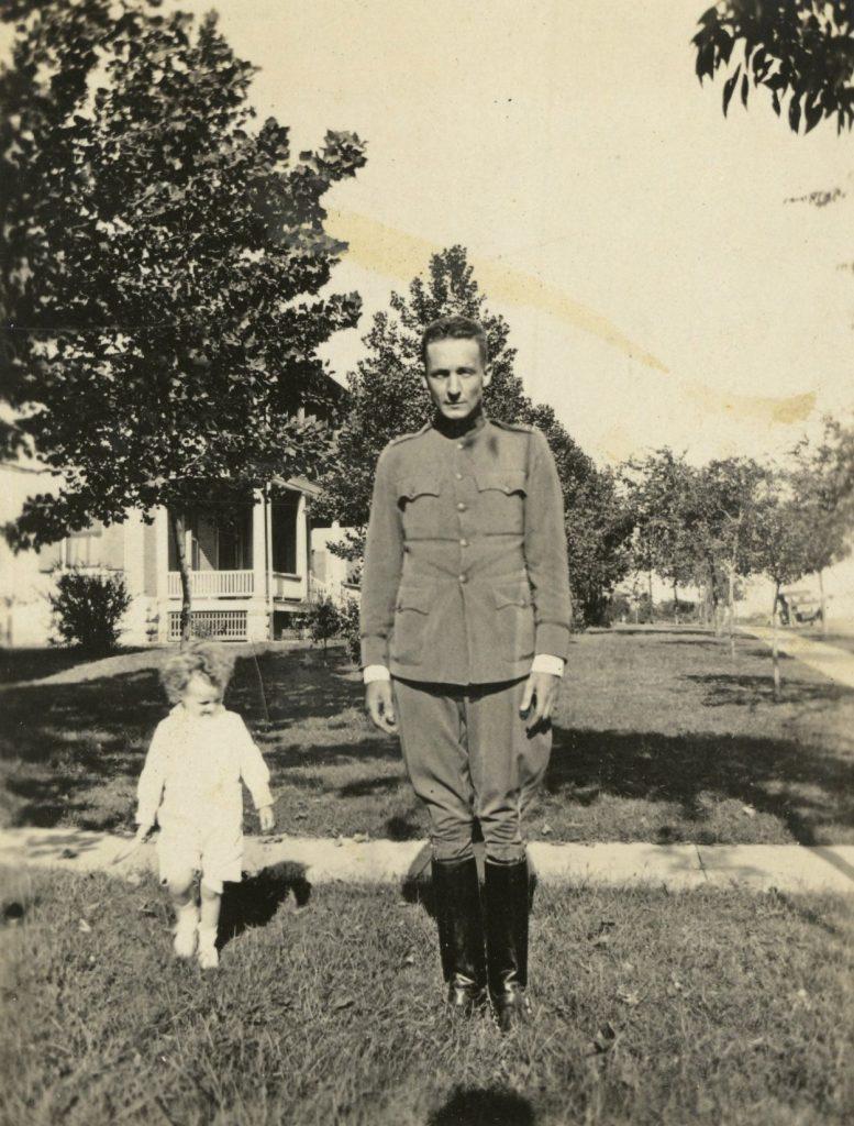 Percy C. Madeira, Jr., c. 1918